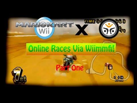 Mario Kart Wii Online via Wiimmfi! LIVE!