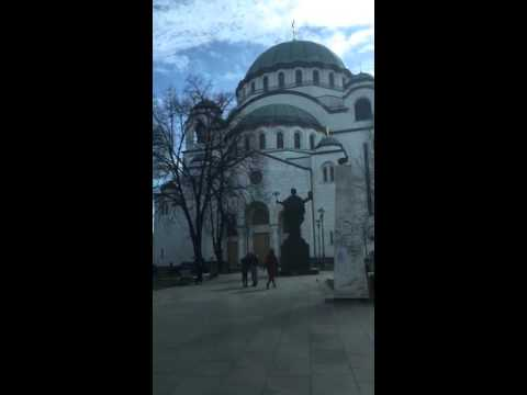 The Church of Saint Sava (Serbian: Храм светог Саве/Hram svetog Save[a])