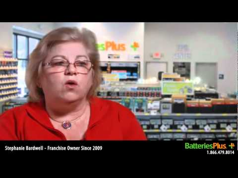 Batteries Plus Franchise Opportunity Video