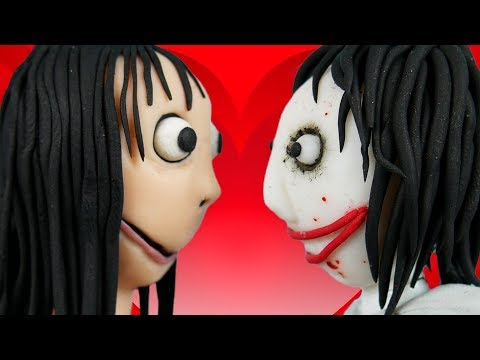 LP Movie: Jeff the Killer + Momo = Love?💗