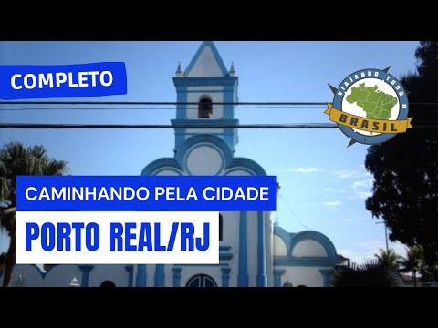 Viajando Todo o Brasil - Porto Real/RJ - Especial