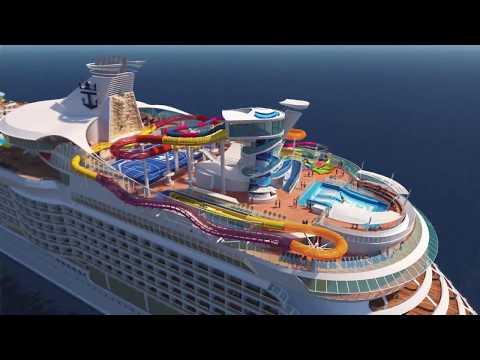 US$ 115 Millones Para el 'Navigator of the Seas'