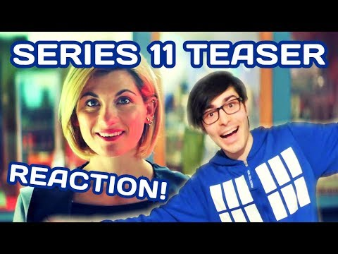 Doctor Who Series 11 Teaser Trailer REACTION & ANALYSIS