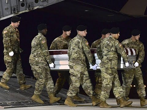 US Navy investigating two SEALs in connection with murder of Green Beret in Mali