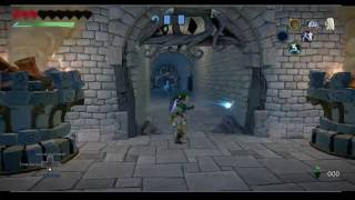 Xbox One The Legend Of Zelda Dark Spark Powered By Project Spark #saveprojectspark