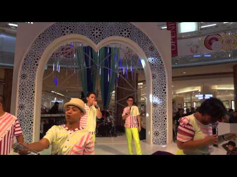 Project Pop ~ Gara Gara Kahitna (Lotte Shopping Avenue)