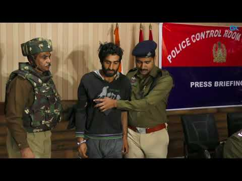 Two militants, OGW arrested in Kashmir