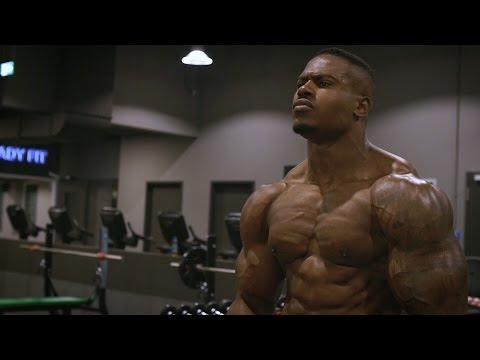GET BIG SHOULDERS - Simeon Panda