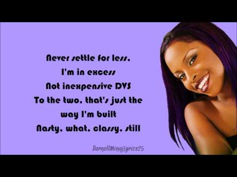 Foxy Brown - I'll Be (feat. Jay Z) Lyrics Video