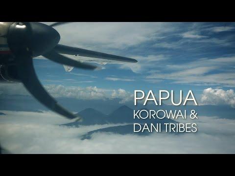 Papua Korowai & Dani Tribes 2015