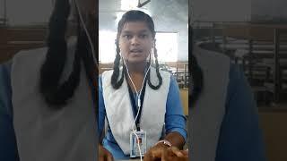 Govt.Girls H.S.S.kurud student surilee geet...