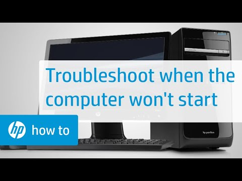 What To Do When Your Computer Won't Start - From the Desktop with Kevin & Randy