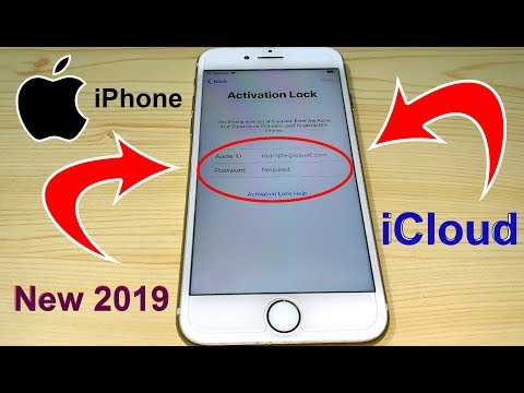 JAN 2019, Activation Locked IPhone | Unlock ICloud Any IOS | ICloud Unlock Success Method👩🏻‍💻