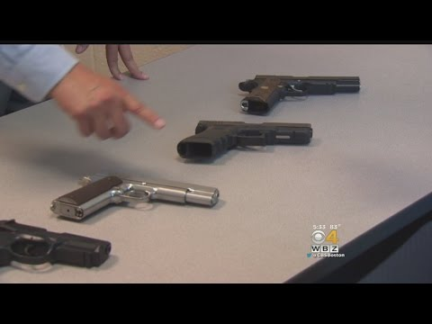 Police Face Split Second Decisions When Suspects Hold BB Guns