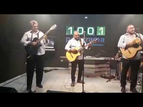 LOS SANTIAGUEÑOS DEL RÍO en Los Acústicos de Radio Panorama