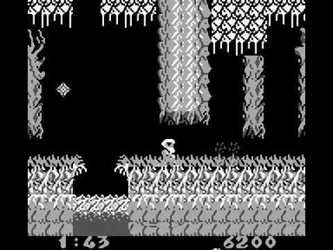 [zBoy v0.70] Ghosts 'n Goblins (1st level)