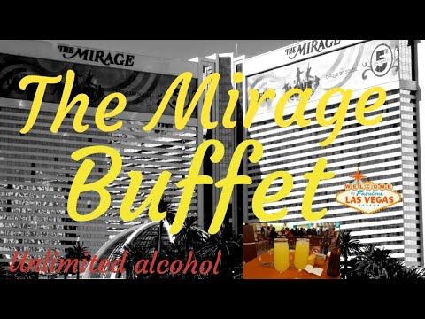 The Mirage Buffet, las vegas, Review