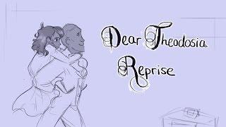 Dear Theodosia Reprise - Hamilton Animatic