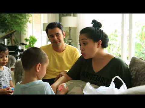 JANJI SUCI - Rafathar Minta Maaf Sama Mama (10/3/18) Part 3