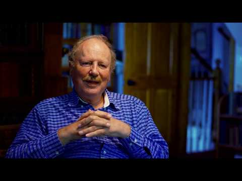 """Disturbing scene from the documentary about MS, """"Living Proof"""" featuring Dr. George Ebers."""