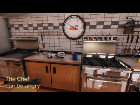 Cooking Simulator - Greenlight Trailer