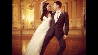 Шикарная свадебная румба. Свадебный танец.