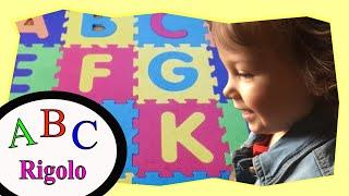 L'alphabet français pour enfants. Apprendre en s'amusant! #abc #fr