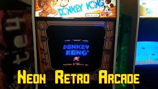 Arcade Hunting - Neon Retro Arcade