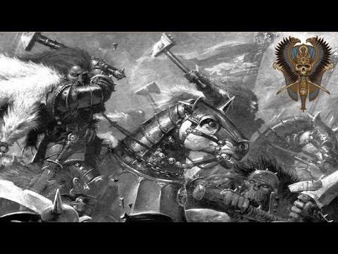 The Cult of Ulric and Middenheim vs Tomb Kings in Lustria - Call of Warhammer BotET Battle