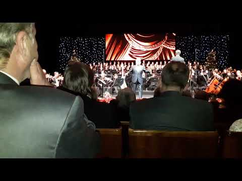 Jose Carreras in Salzburg 20 12 2017 I´ll be home for Christmas