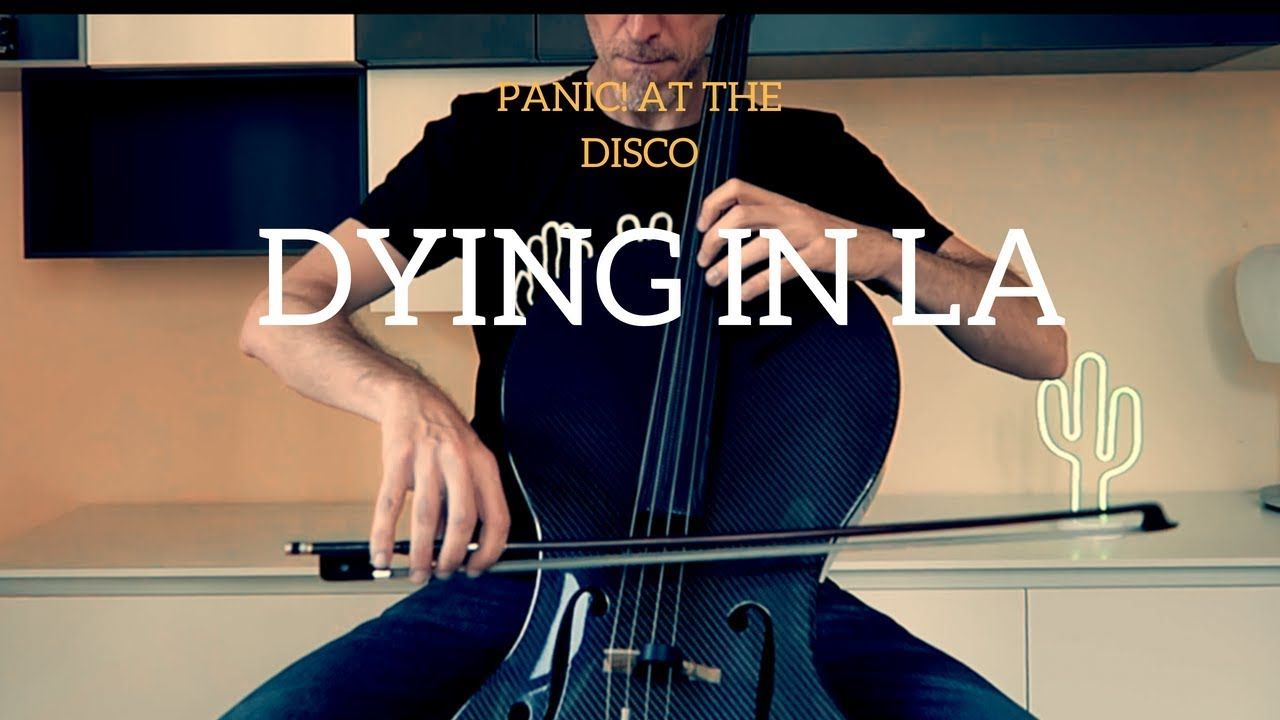 dying in la keyboard chords