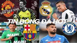 Tin bóng đá|Chuyển nhượng 23/01|Van der Sar về MU|Barca săn hàng hot|Real cắn răng mua Dybala