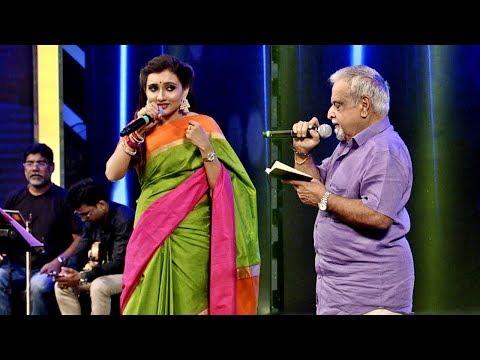 Suvarna Hariharam I   P Jayachandran & Manjari-performance  I Mazhavil manorama