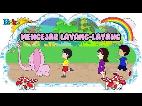 Mengejar Layang Layang - Bona Rongrong - Dongeng Anak Indonesia - Indonesian Fairytales