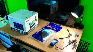 Sony XAV-AX5000 Unboxing And Overview