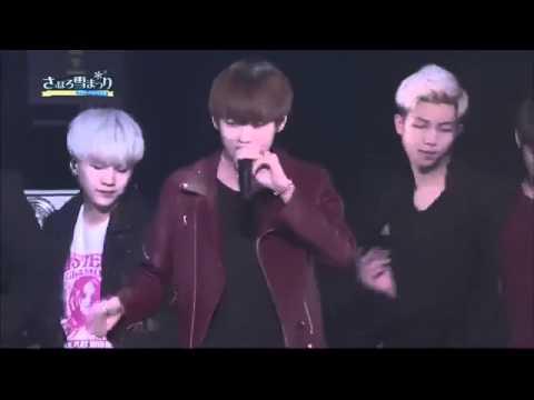 160430 DATV 방탄소년단 K POP FESTIVAL 2016 à Sapporo du LIVE