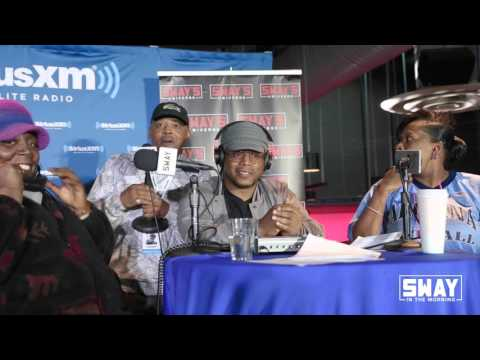 Sway's Mother and Brother Speak on Trials and Tribulations of Growing up in Oakland