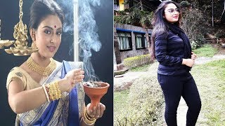 Rani Rashmoni // Zeebangla Serial Actress Tania Kar Unseen Photos