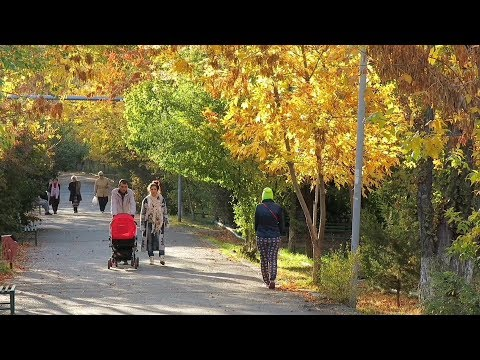 Yerevan, 19.10.17, Th, Video-1, Ashun, Norki Araji Masiv.