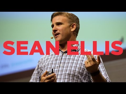 Sean Ellis talks about the 3 stages of Growth Hacking Succes