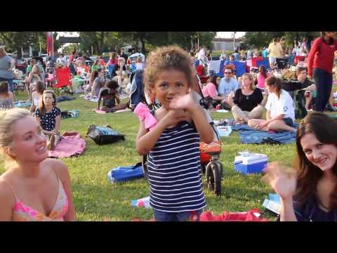 Nashville Scene Movies in the Park