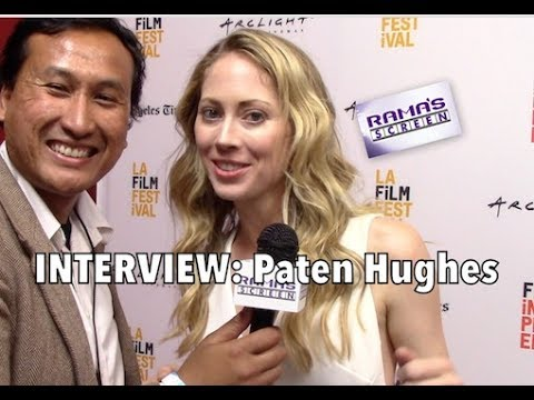 My LAFF2017 Red Carpet  with Paten Hughes  'BEAUTY MARK'