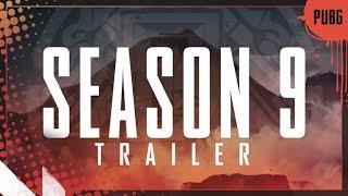 배틀그라운드 시즌9 출시 트레일러 - 시즌9 파라모 (PUBG Season 9 Launch Trailer) …