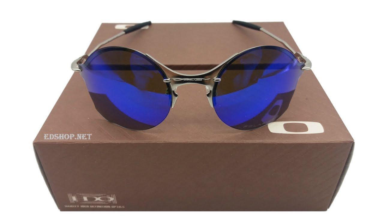359502877 Óculos Tailend Oakley Lentes Azul Escuro - YouTube