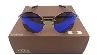 Óculos Tailend Oakley Lentes Azul Escuro ... 41064fb989
