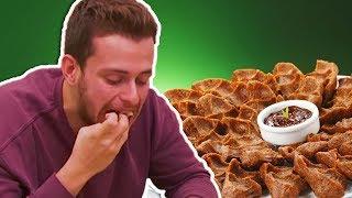 Çiğ Köfte Yeme Kapışması - Kim Daha Fazla Yiyecek?