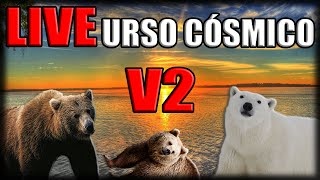 LIVE DO URSO COSMICO V2  - COM GIVEAWAY!