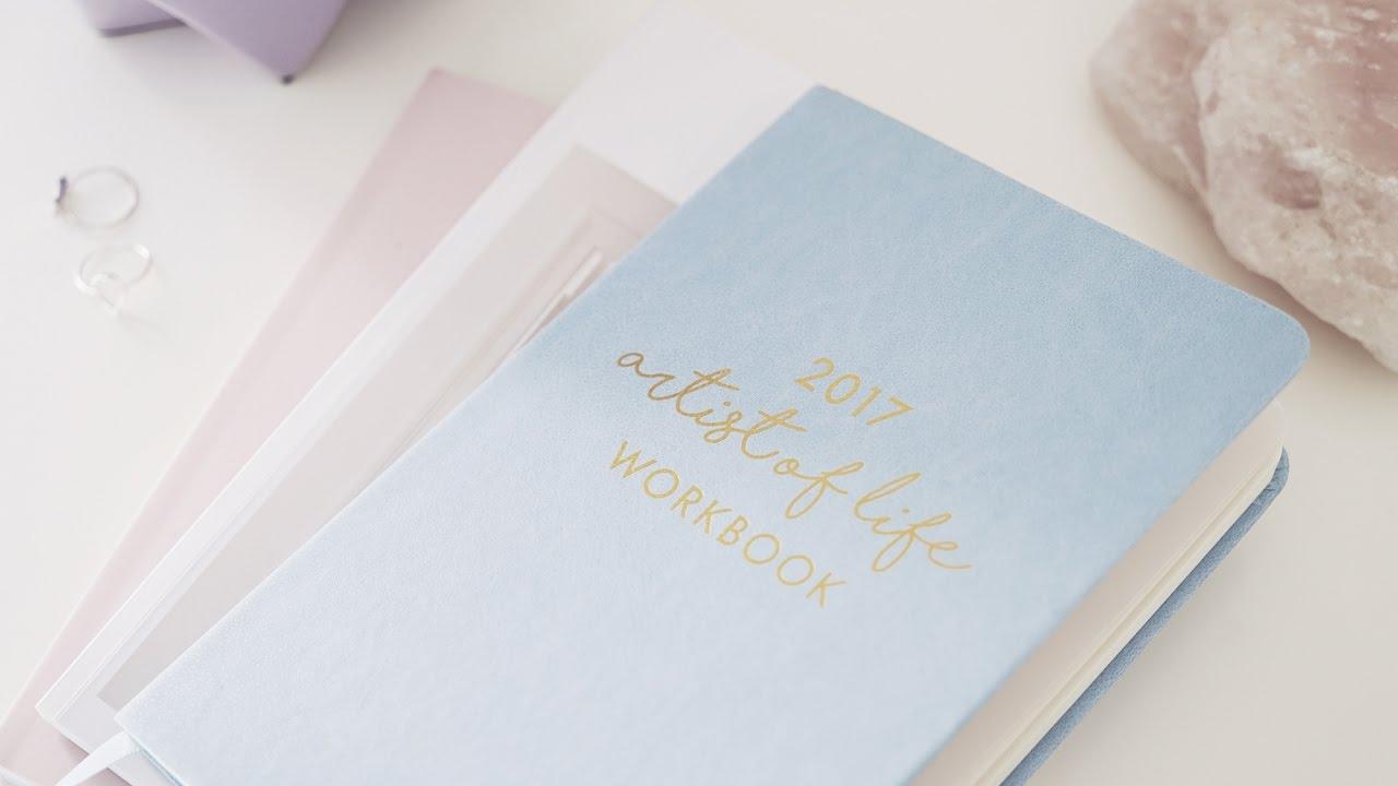 Workbooks workbook com : when dreams come true ✨ 2017 Artist of Life Workbook | Lavendaire ...