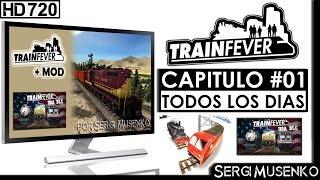 Vídeo Train Fever