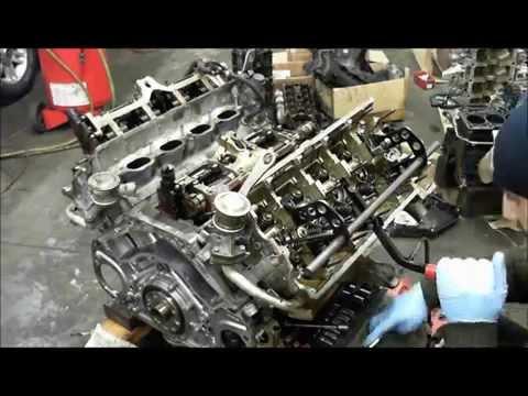 2005 BMW 745LI E65 Engine Repair by Royal Auto (702) 722 0202